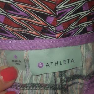 Athleta- Ariel fo sho shorts size 6